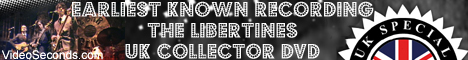 The Libertines Live DVD 12 Bar Club
